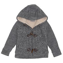 Jachetă tricotată pentru copii - Rebel