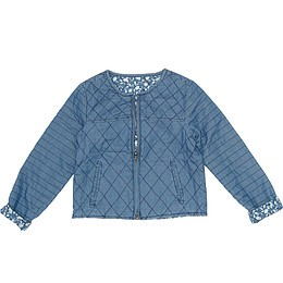 Jachetă reversibilă - Vertbaudet