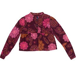 Jachetă copii din material catifea - GAP