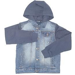 Jachetă copii din material jeans (blugi) - Pepperts