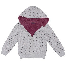 Jachetă cu glugă pentru copii - Lupilu