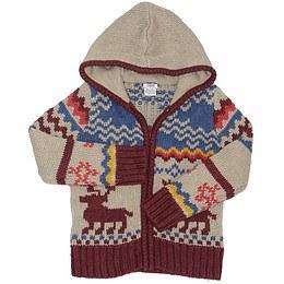 Jachetă tricotată pentru copii - Mamas&Papas