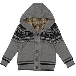 Jachetă tricotată pentru copii - Cherokee