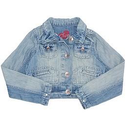 Jachetă copii din material jeans (blugi) - Cherokee