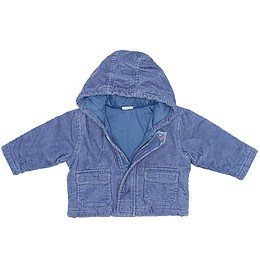 Jachetă copii din material catifea - Cherokee