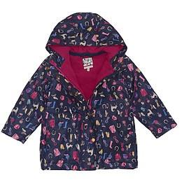 Jachetă cu glugă pentru copii - Joules