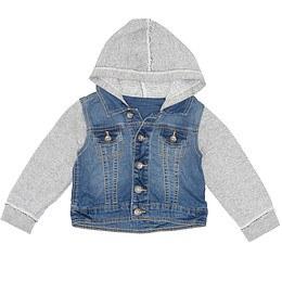 Jachetă copii din material jeans (blugi) - Nutmeg
