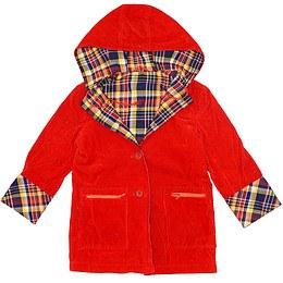Jachetă copii din material catifea - Alte marci