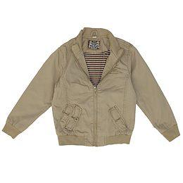 Jachetă din bumbac pentru copii - Zara