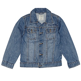 Jachetă copii din material jeans (blugi) - Tom Tailor