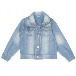 Jachetă copii din material jeans (blugi) - Hema