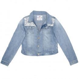 Jachetă copii din material jeans (blugi) - Young Dimension - YD