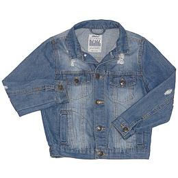 Jachetă copii din material jeans (blugi) - Rebel