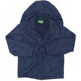 Jachetă cu glugă pentru copii - Mountain Warehouse