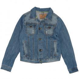 Jachetă copii din material jeans (blugi) - Zara