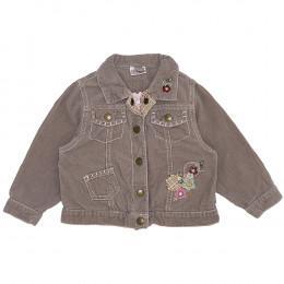 Jachetă copii din material catifea - Next