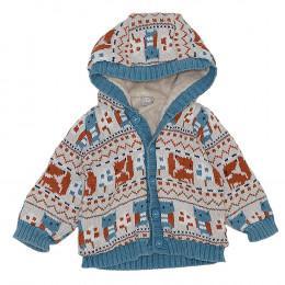 Jachetă tricotată pentru copii - TU