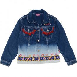 Jachetă copii din material jeans (blugi) -