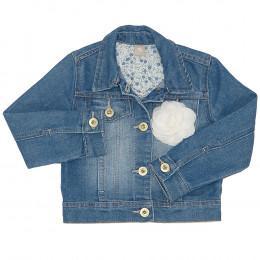 Jachetă copii din material jeans (blugi) - TU