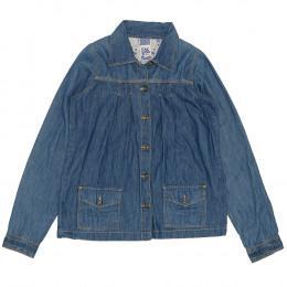 Jachetă copii din material jeans (blugi) - Obaibi-okaidi