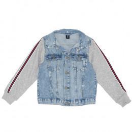 Jachetă copii din material jeans (blugi) - H&M