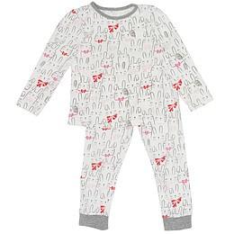 Pijama din bumbac pentru copii - George