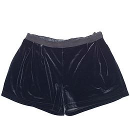 Pantaloni scurți din material catifea - Marks&Spencer