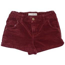 Pantaloni scurți din material catifea - MANGO KIDS