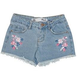 Pantaloni scurţi din material jeans - Denim Co