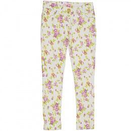 Pantaloni cu imprimeu floral - Denim Co