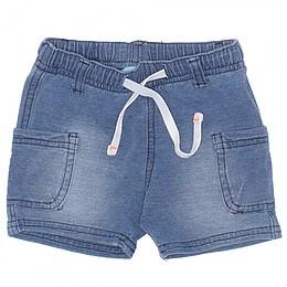Pantaloni scurţi din material jeans - Hema