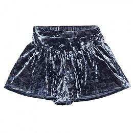 Pantaloni scurți din material catifea - Next