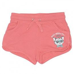 Pantaloni scurți din bumbac - Kiki&Koko