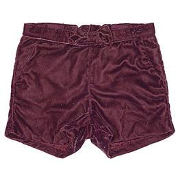 Pantaloni scurți din material catifea - H&M