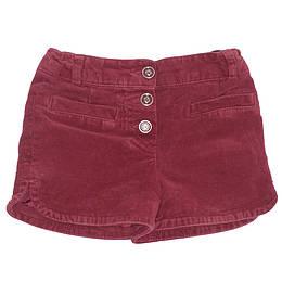 Pantaloni scurți din material catifea - Nutmeg