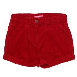 Pantaloni scurți din material catifea - Young Dimension - YD