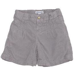 Pantaloni scurți din material catifea - Vertbaudet