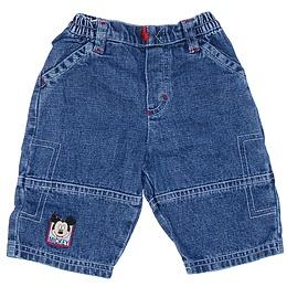 Pantaloni scurţi din material jeans -