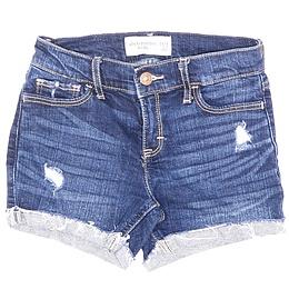 Pantaloni scurţi din material jeans - Abercrombie & Fitch