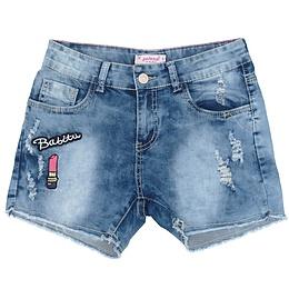 Pantaloni scurţi din material jeans - Alte marci