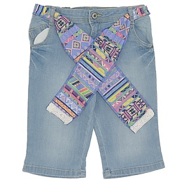 Pantaloni scurţi din material jeans - Monsoon