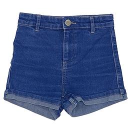 Pantaloni scurţi din material jeans - Candy Couture