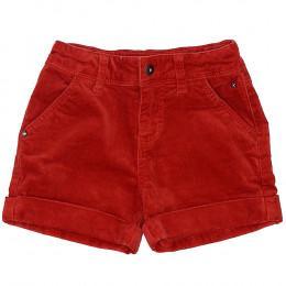 Pantaloni scurți din material catifea - TCM