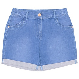 Pantaloni scurţi din material jeans - TU
