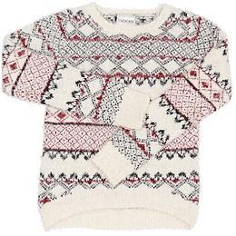 Pulover tricotat pentru copii - Cherokee