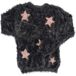 Pulover tricotat pentru copii - Blue Seven