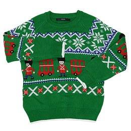 Pulover tricotat pentru copii - George