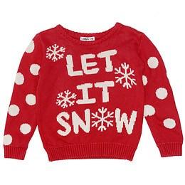 Pulover tricotat pentru copii - Lady Bird