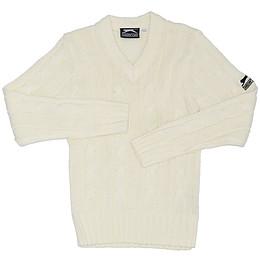 Pulover tricotat pentru copii - Slazenger