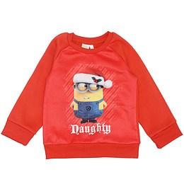 Pulover cu imprimeu pentru copii -